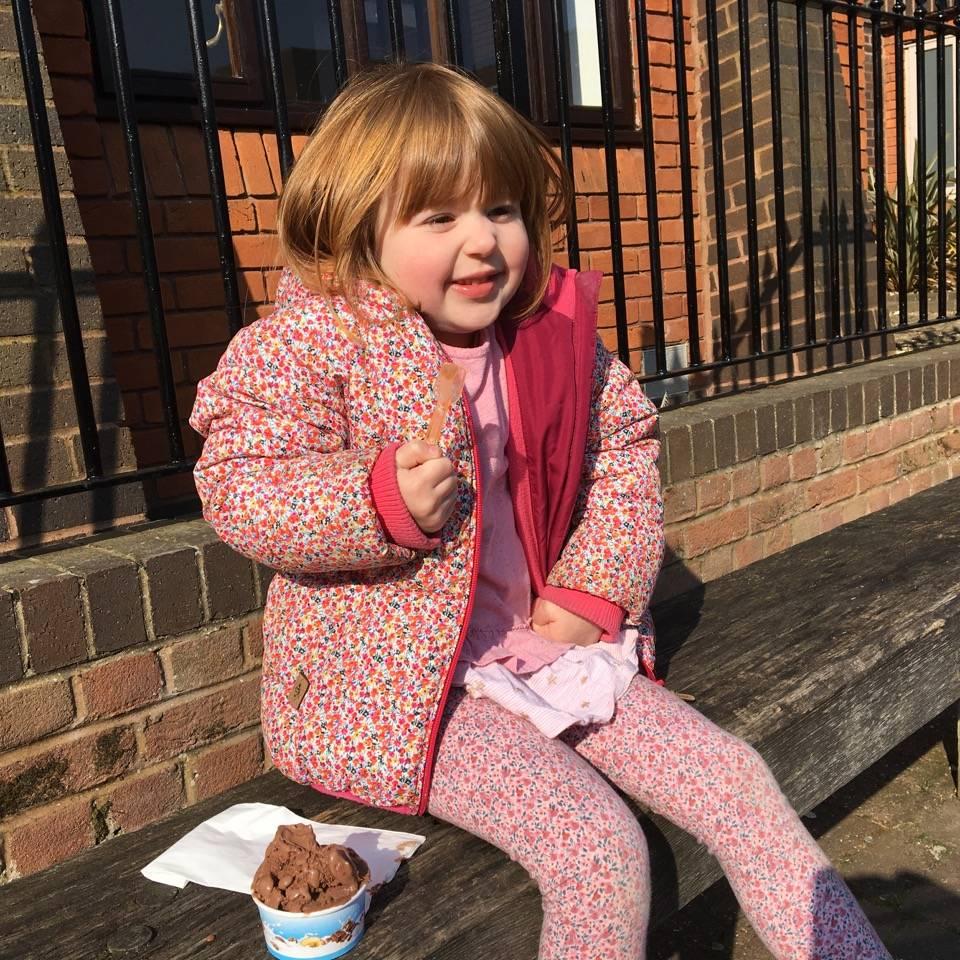 Alice ice cream
