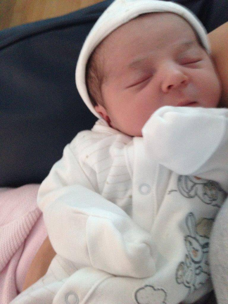 Holly birth story