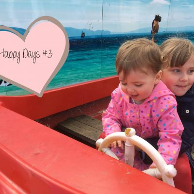 Eating out, playdates and sometime for me… Happy Days #3