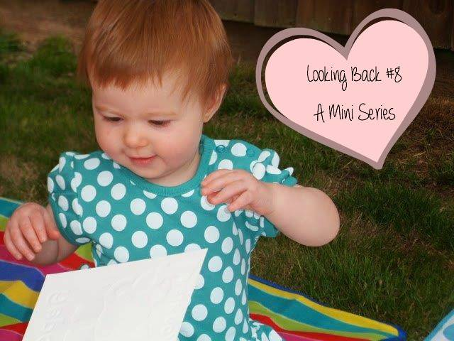 Alice's First Birthday…Looking Back #8