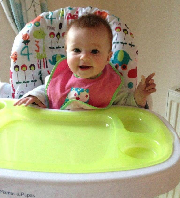 My Top Tips on Weaning…