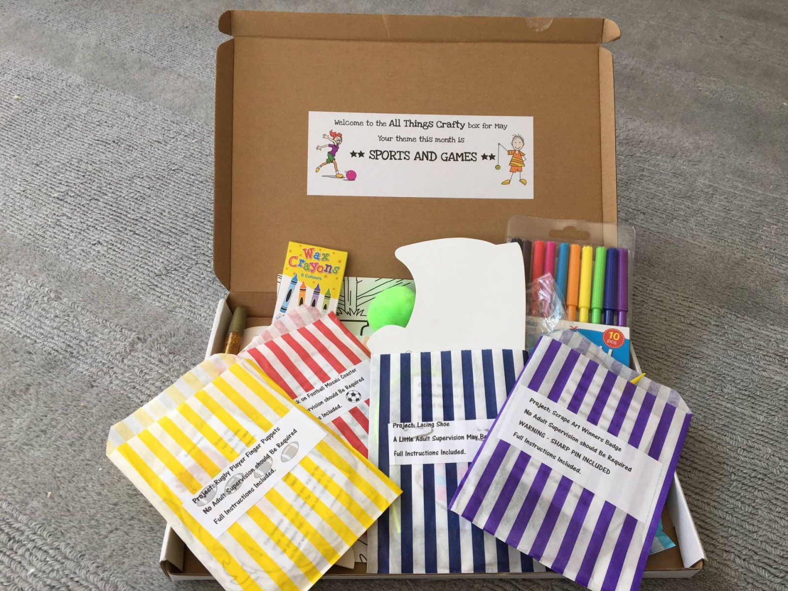 Review: ChiChi-World Crafty Boxes…