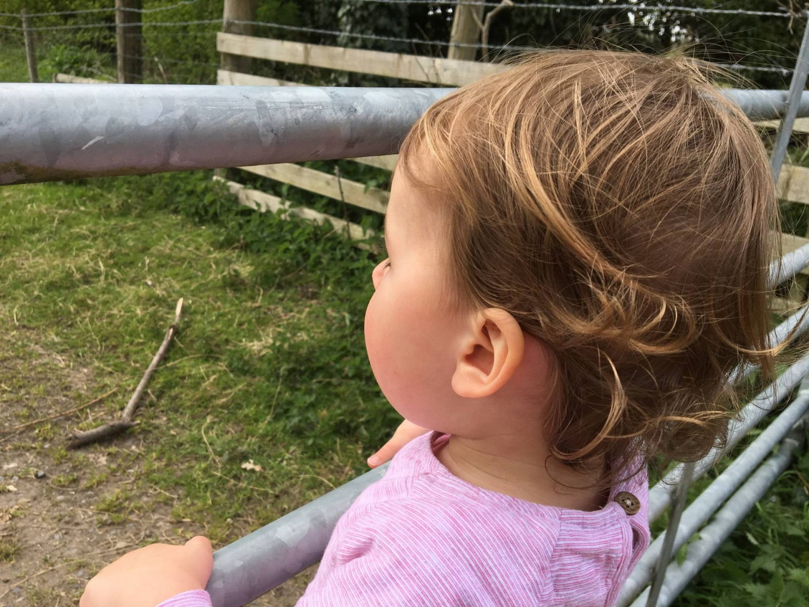 Curls…The Ordinary Moments