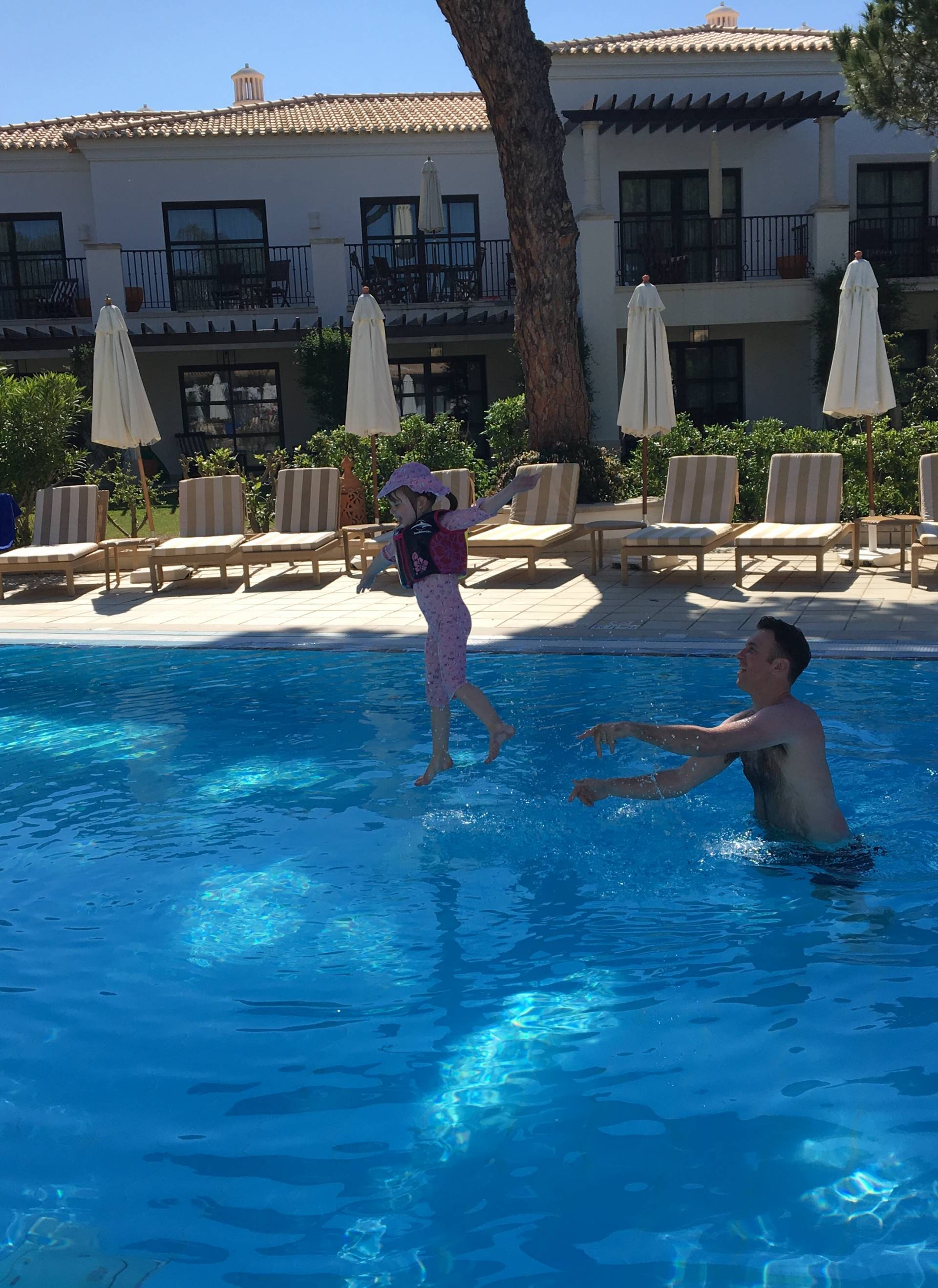 Why Villa Holidays Are Good For Families…