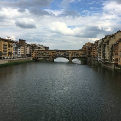 A Weekend to Florence…