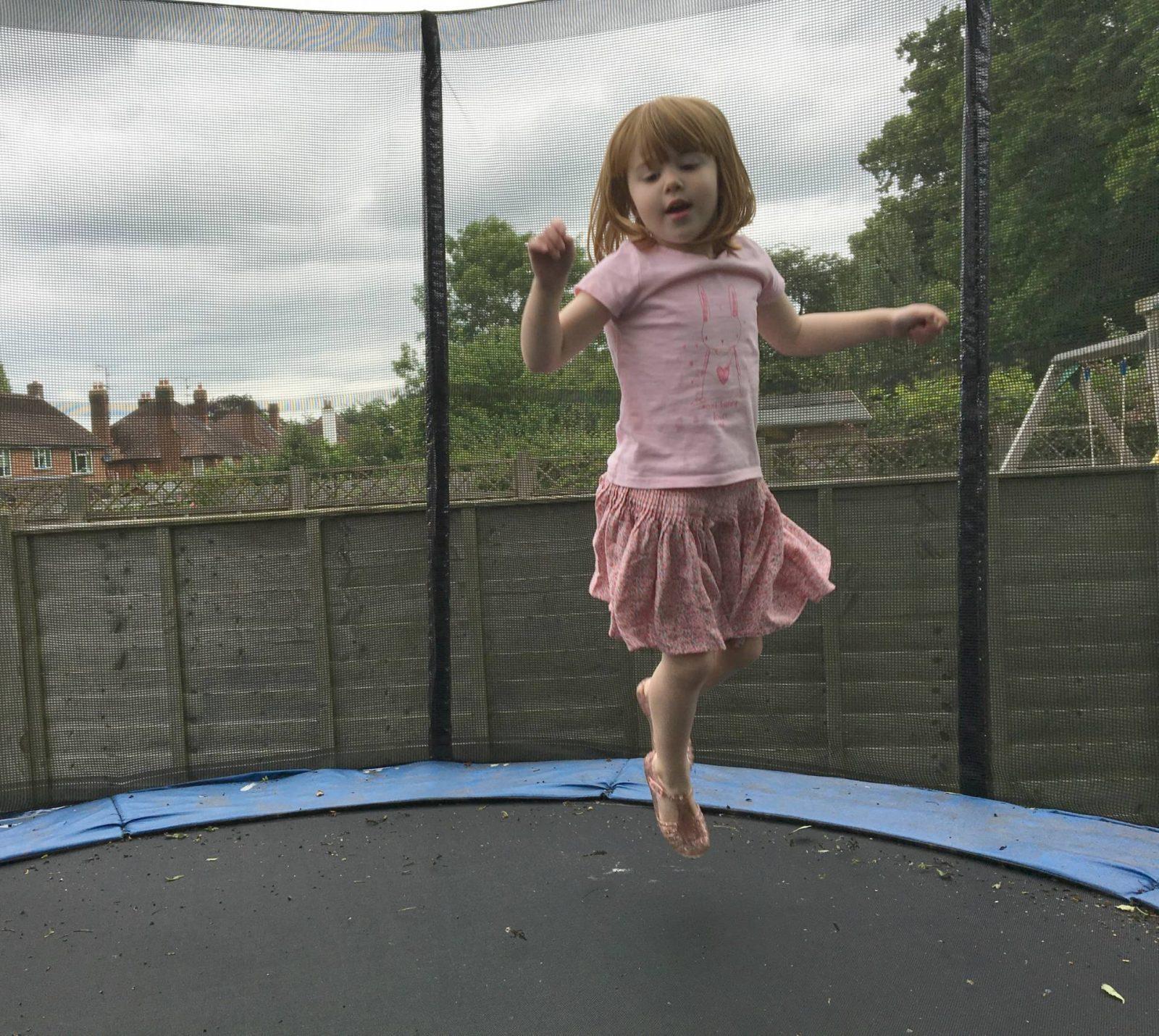 Alice-trampoline