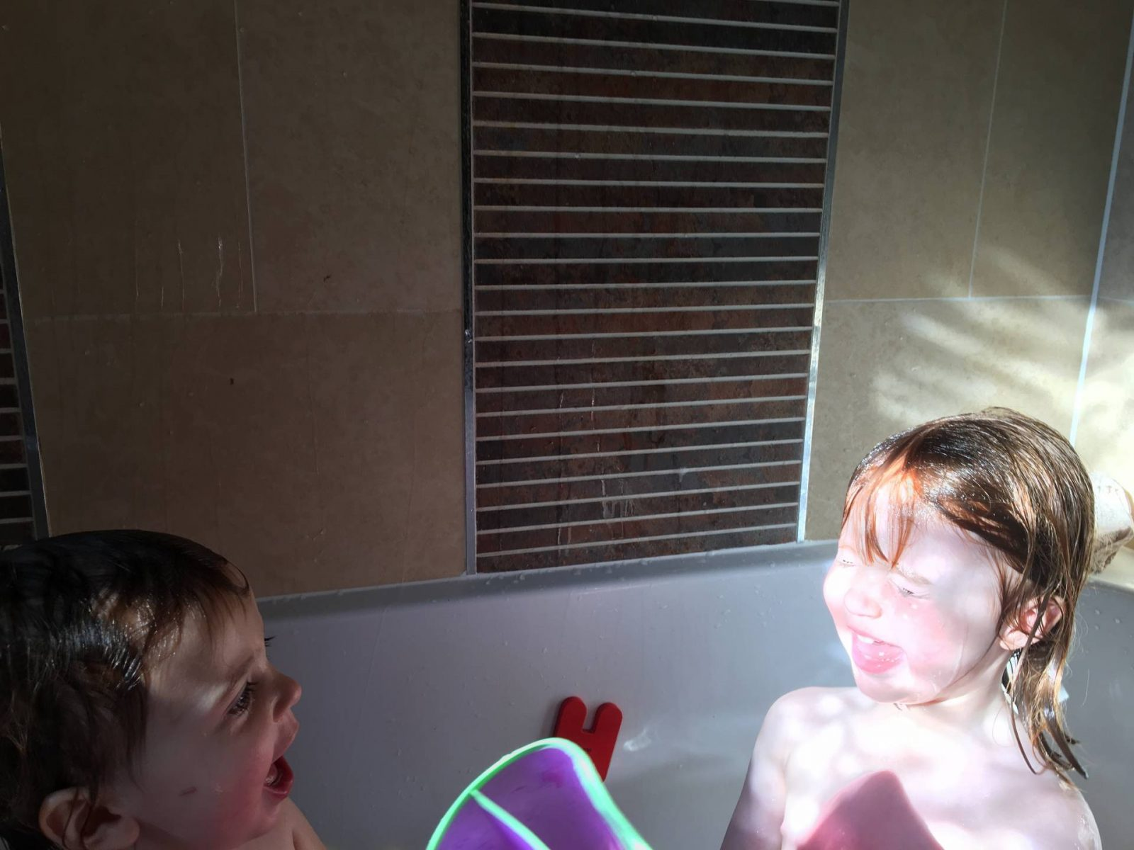 Bath Time…The Ordinary Moments