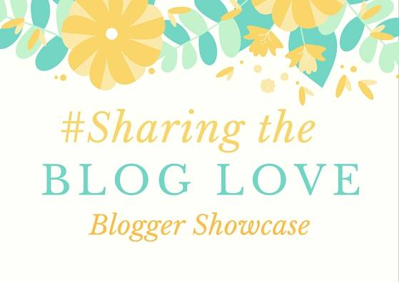 Sharing The Blog Love Showcase…#38
