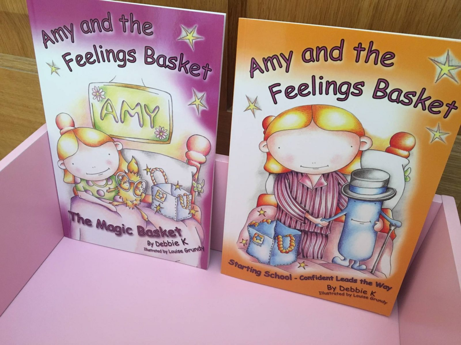 Review: The Feeling Basket Books…