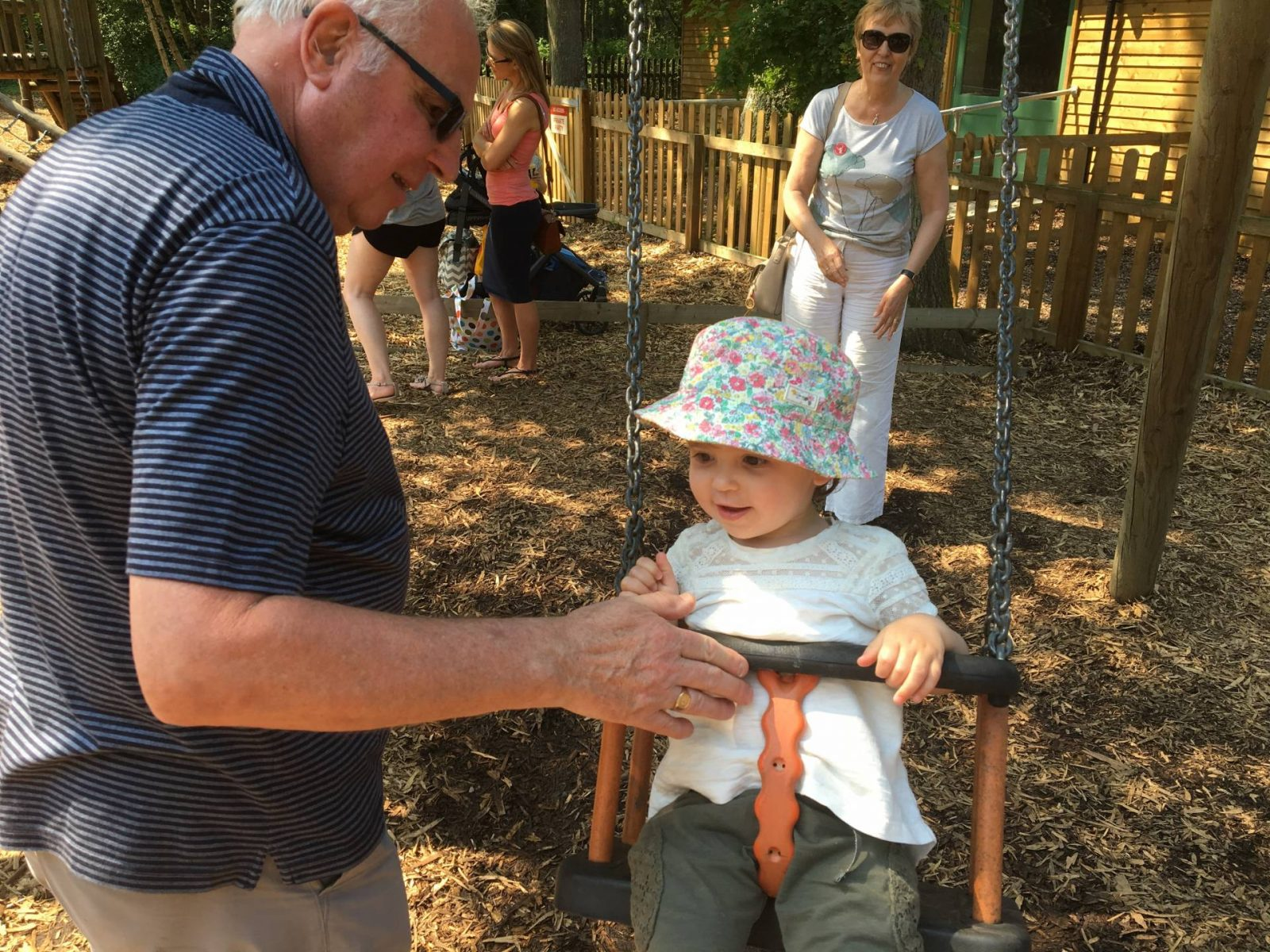 Time with Grandparents – The Ordinary Moments
