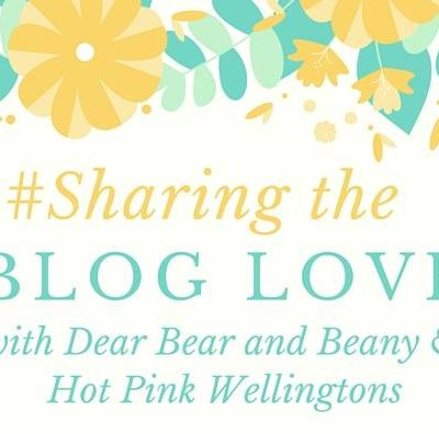 Sharing The Blog Love…#90