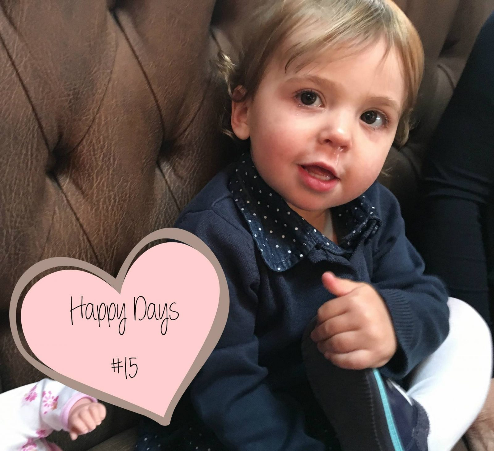New School, Husband Home and Race for Life…Happy Days #15