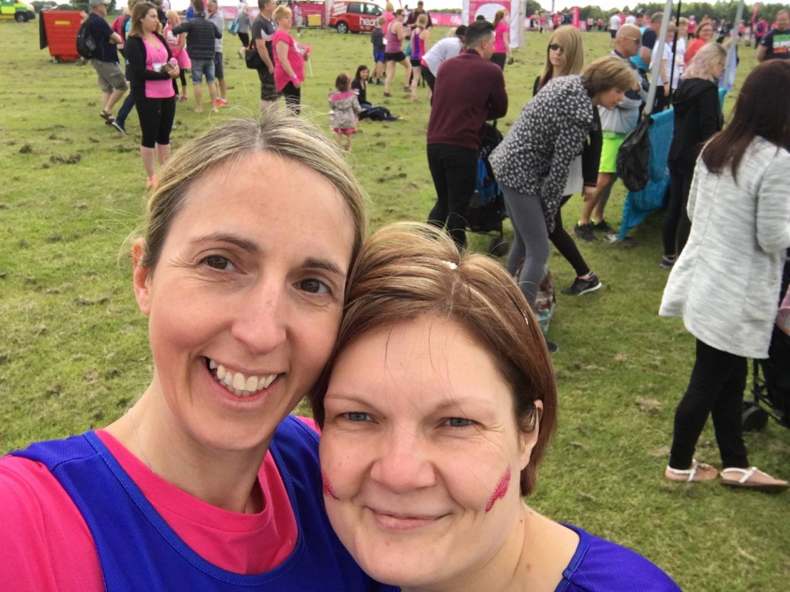 Race for Life…The Ordinary Moments