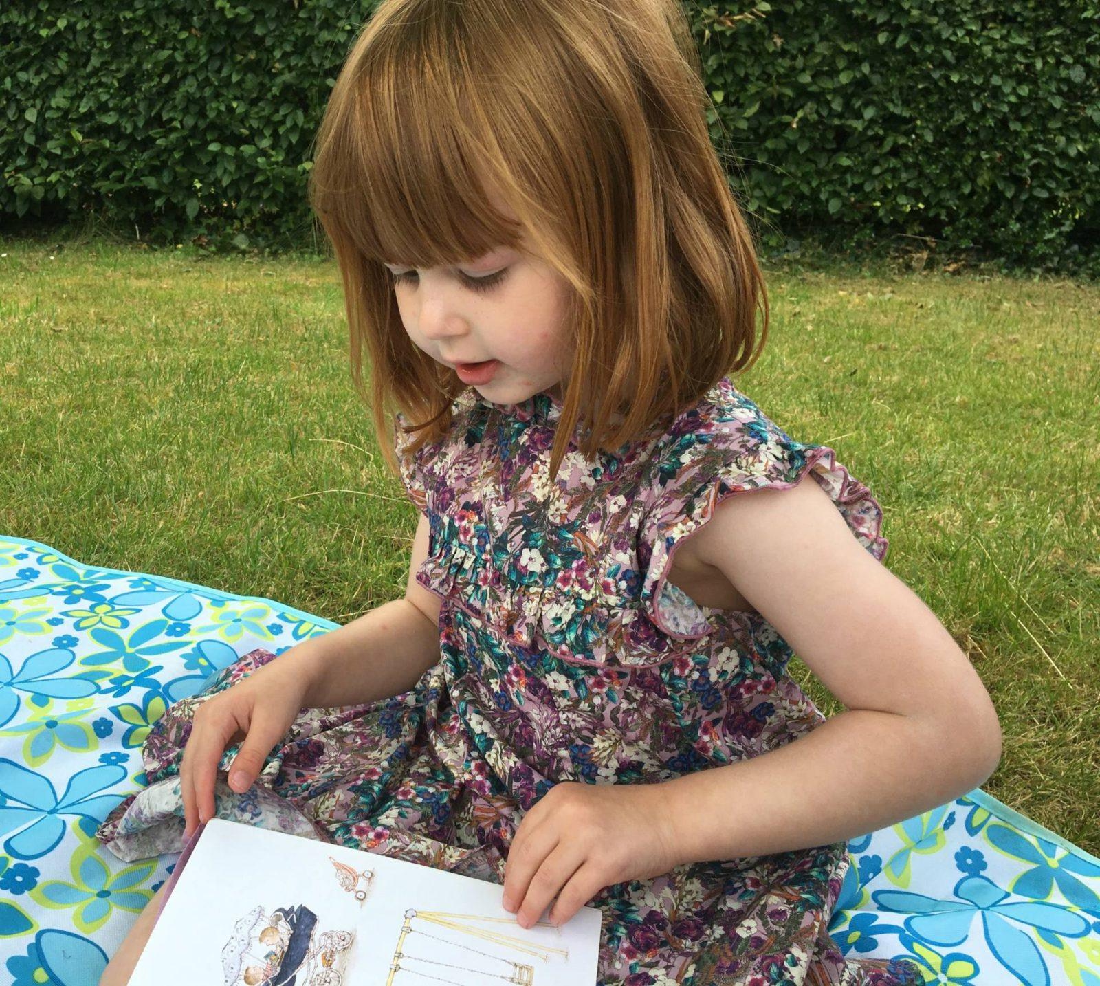 Spotty-reading