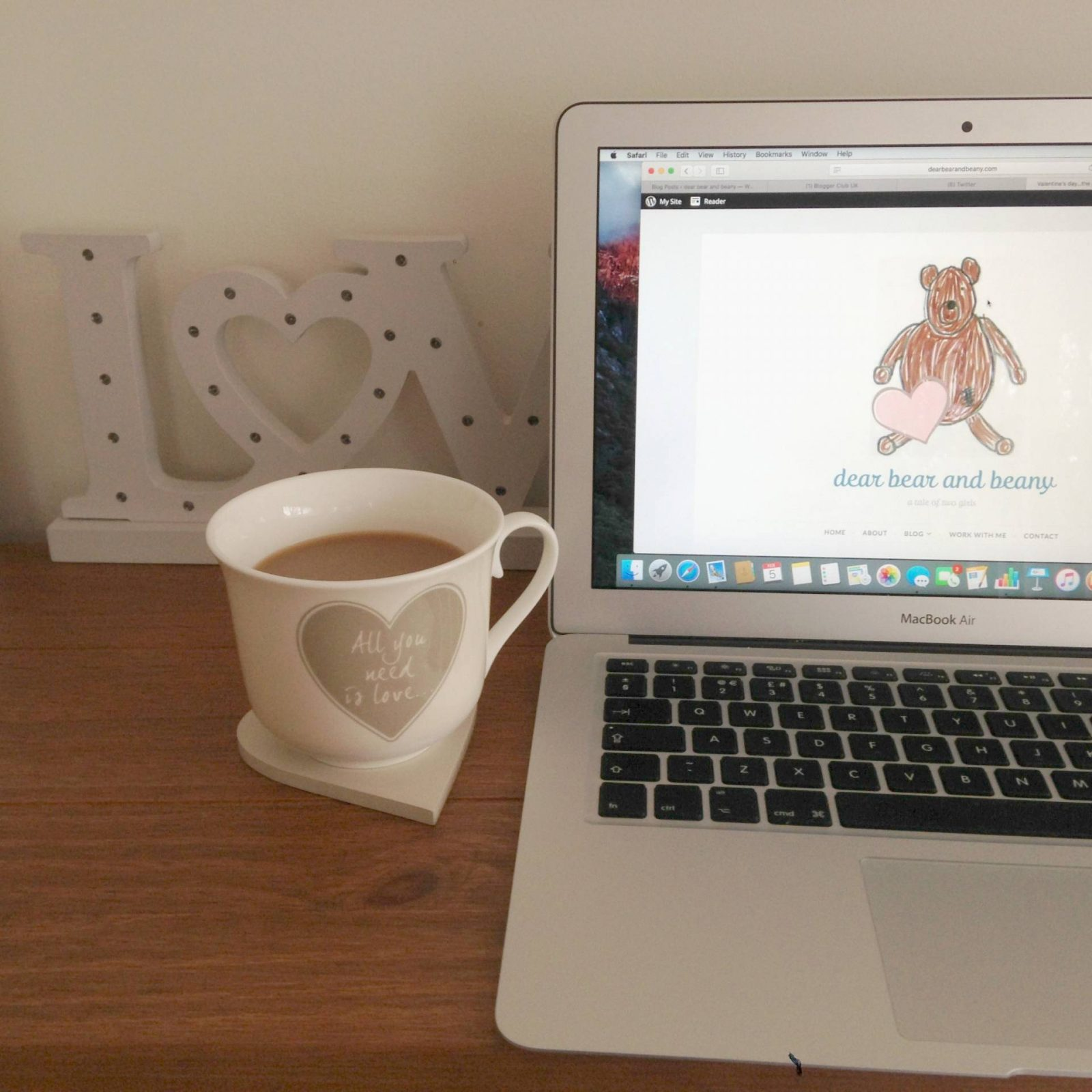 Six Months Blogging…My Rambling Thoughts!