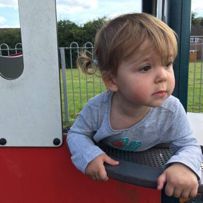 Holly…Twenty Three Months