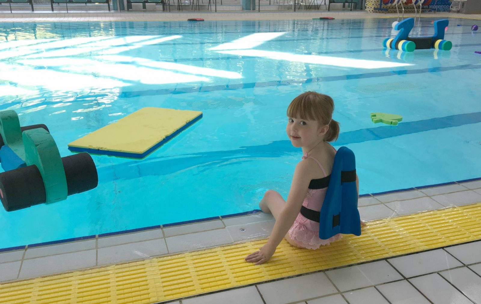 AquaPlane…Swimming with Confidence