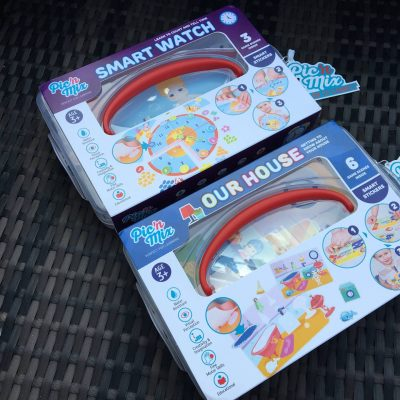 Review: Play and Learn Games from Pic 'n Mix…