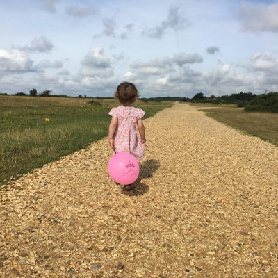 A Letter to My Two Year Old…