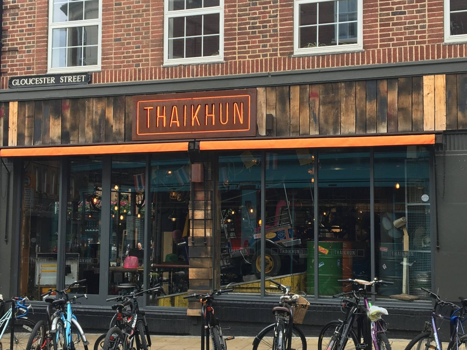 Review: Thaikhun Restaurant – Oxford
