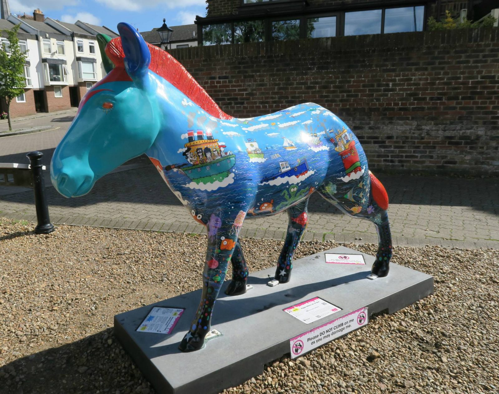 A Family Day Out Finding Marwell's Zany Zebras…