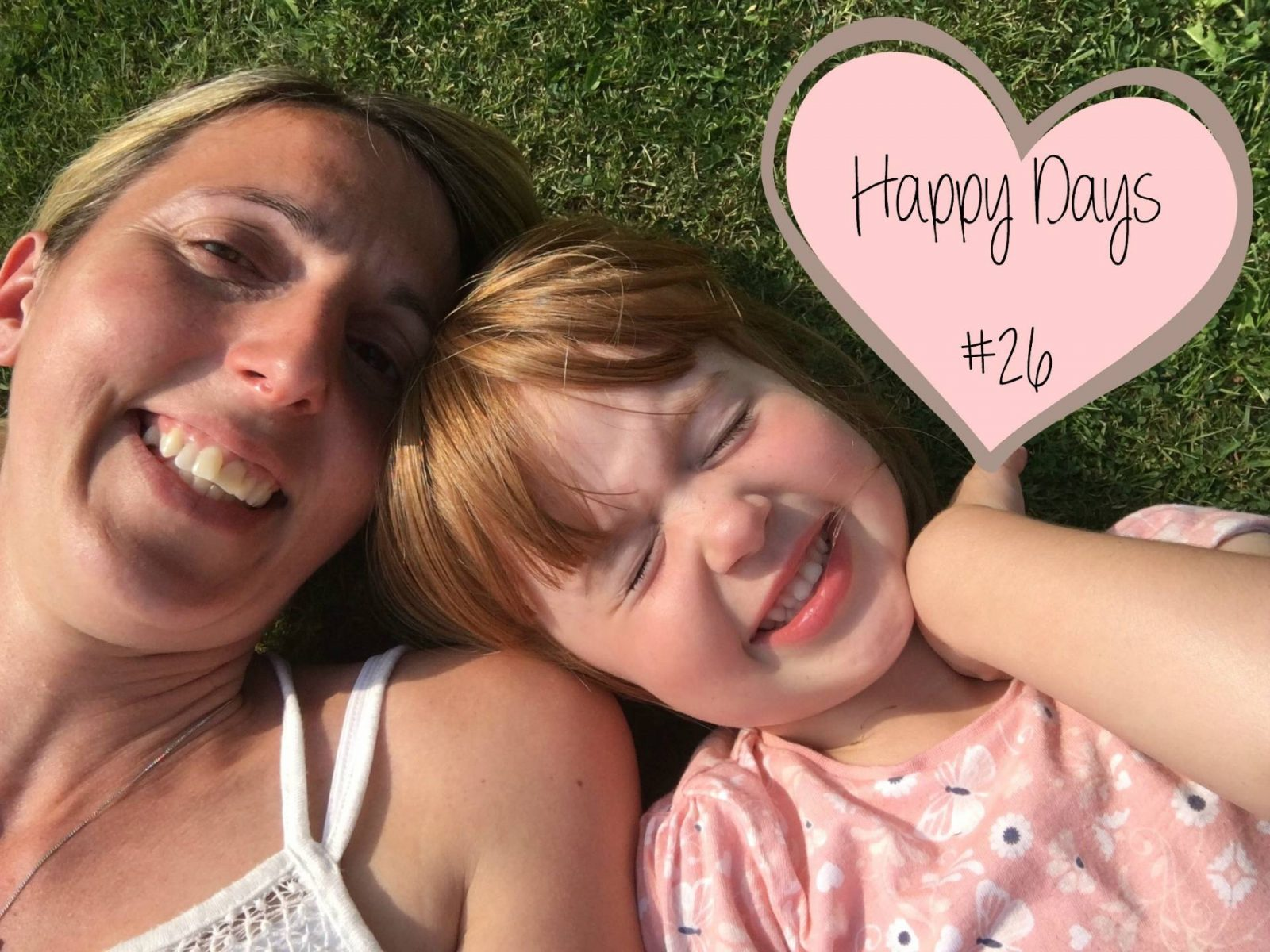 Swimming, Ballet and Grandparents…Happy Days #26
