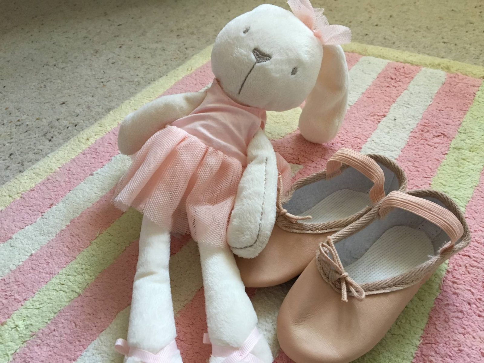 First Ballet Class…The Ordinary Moments