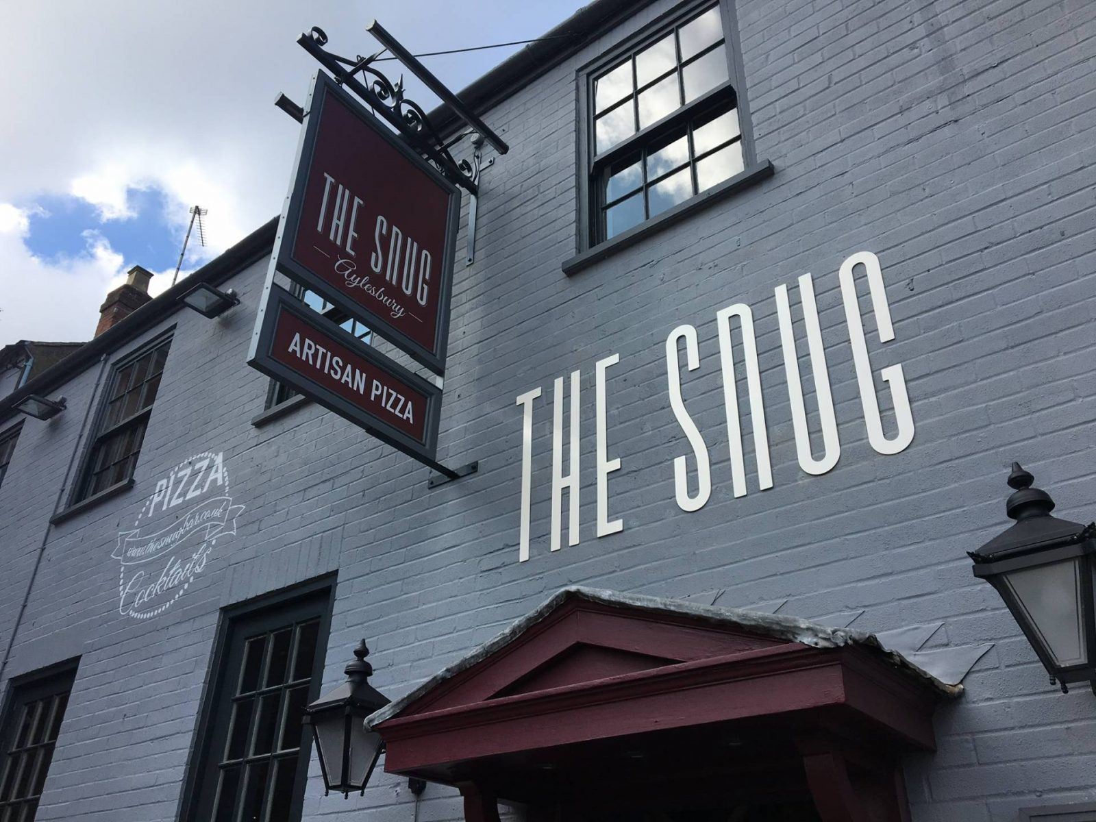 A Day Time Day At The Snug Restaurant…