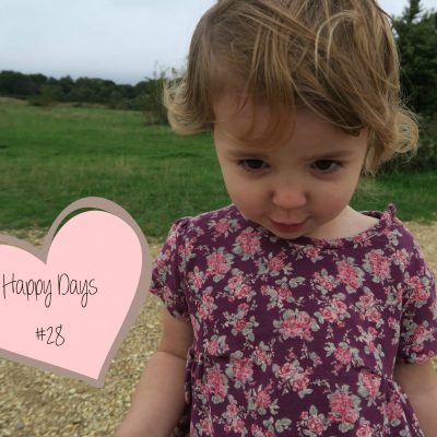 Colds, Bugs and Blogging…Happy Days #28