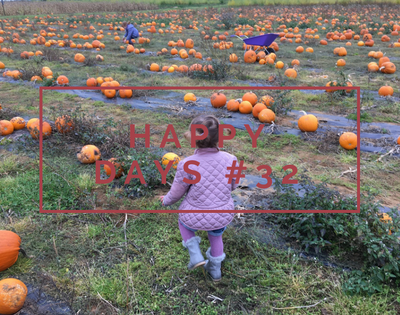 Half Term, Time Together and Lots of Pumpkins…Happy Days #32