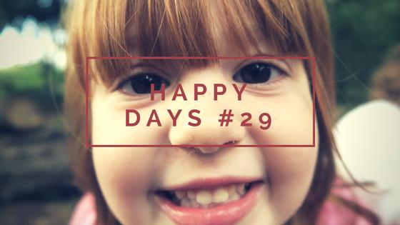 Parties, Blogging and Cinema…Happy Days #29