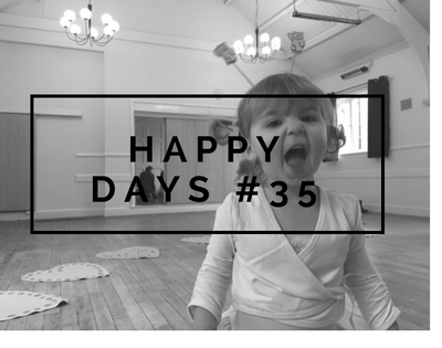 Friends, Preschool and Autumn Walks…Happy Days #35
