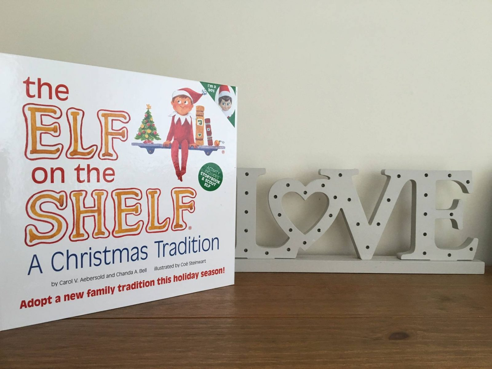 The Elf on the Shelf…A Christmas Tradition from Prezzybox!
