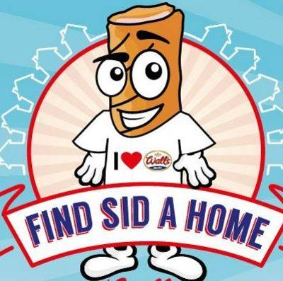 Find Sid A Home With Walls Pastry and ASDA…
