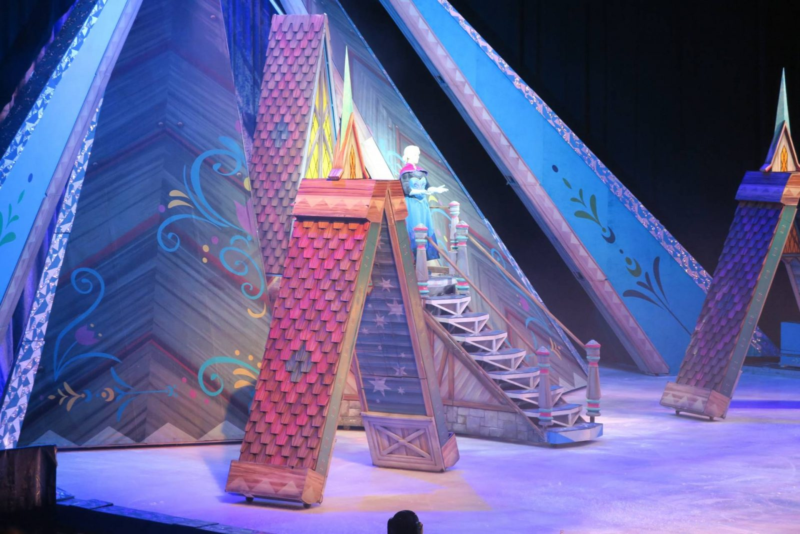 Review: Disney On Ice Presents…Frozen!