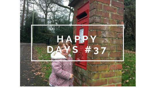 New Home, Nativity and Alice Home… Happy Days #37