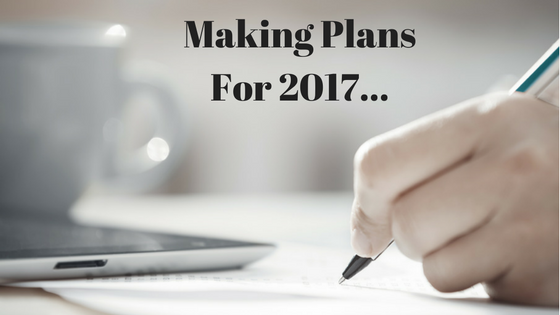 My New Year Blog Plans…