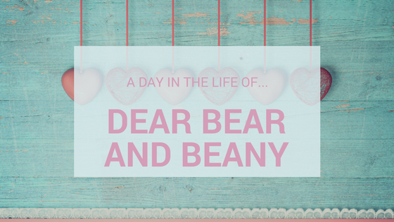 A Day In The Life Of…Dear Bear and Beany