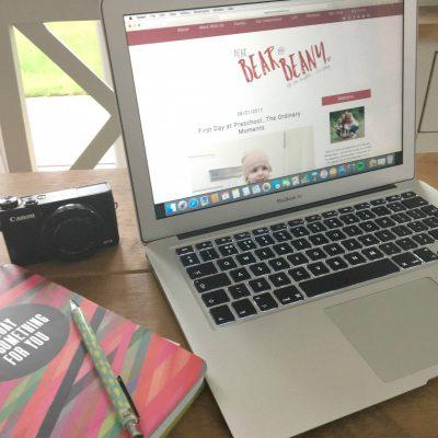 My First Blog Birthday…