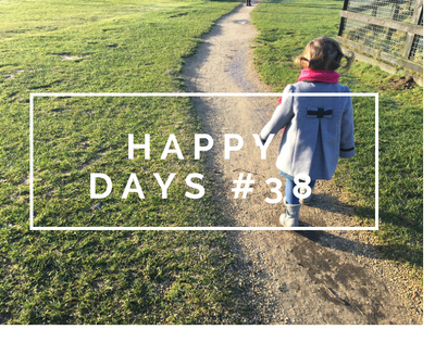 Ice Skating, Preschool and Family Time…Happy Days #38