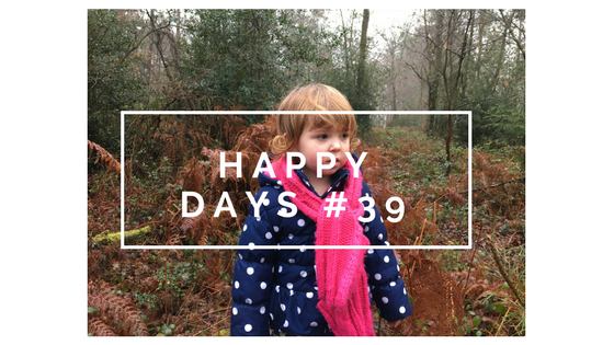 Winter Walks, Proud Mummy and Our New Home…Happy Days #39