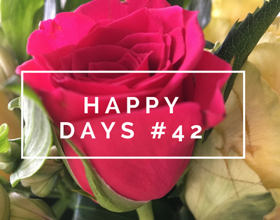 Family Time, Proud Moments and Pretty Flowers…Happy Days #42
