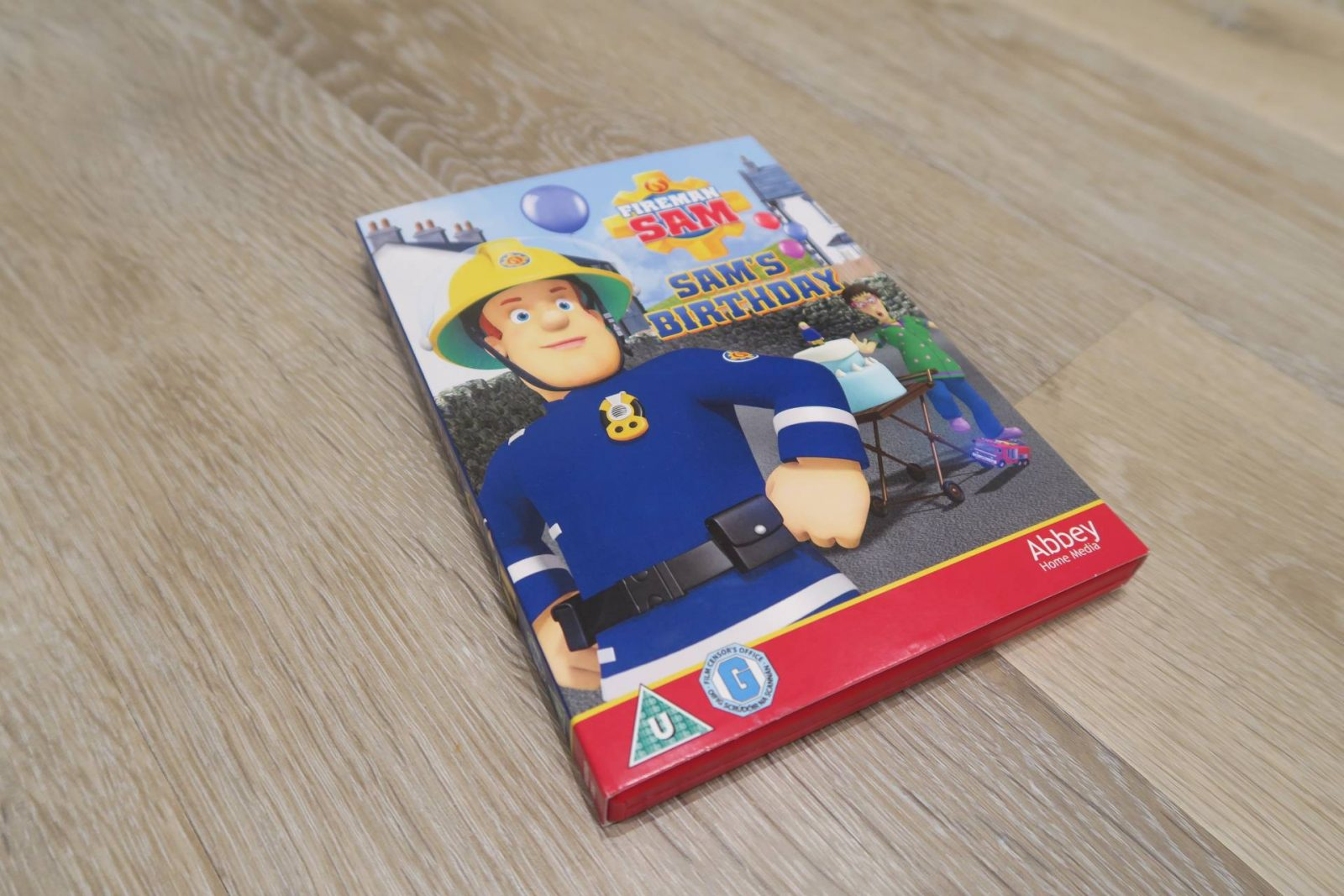 Fireman Sam DVD…Review