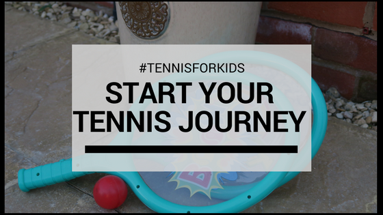 Start Your Tennis Journey With Free Kids Sessions…#TennisForKids