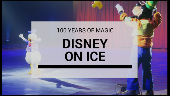The Magic Of Disney On Ice…