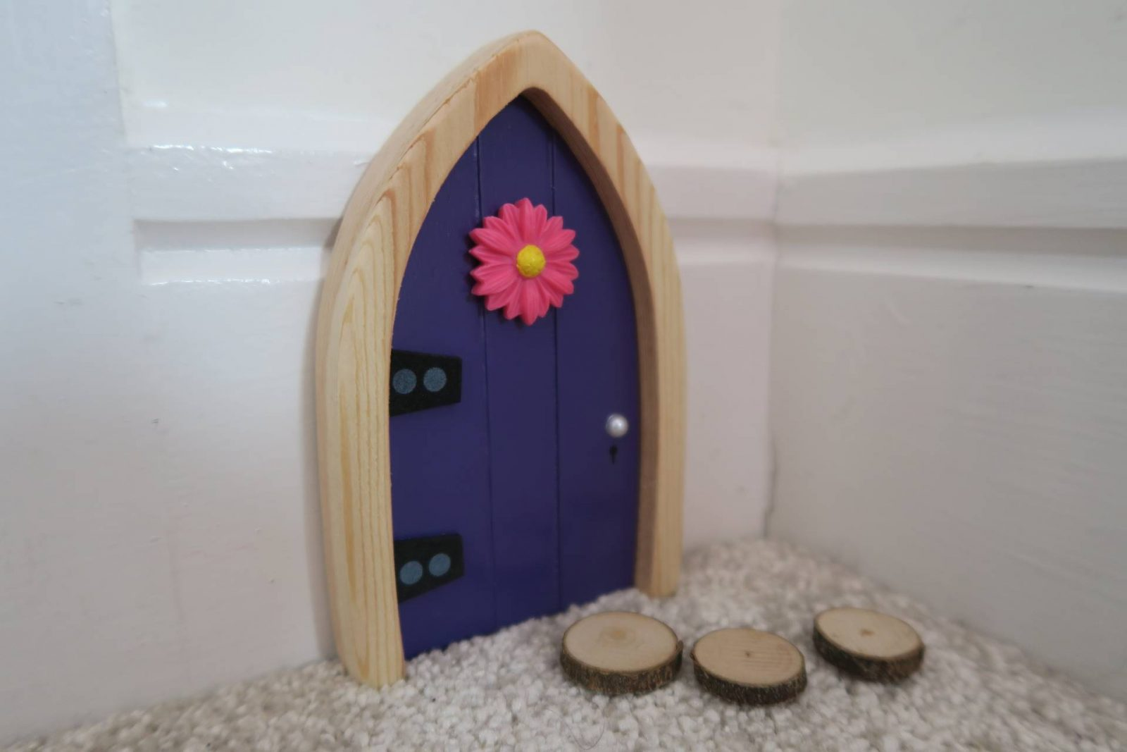 A Magical Experience With The Irish Fairy Door Company…