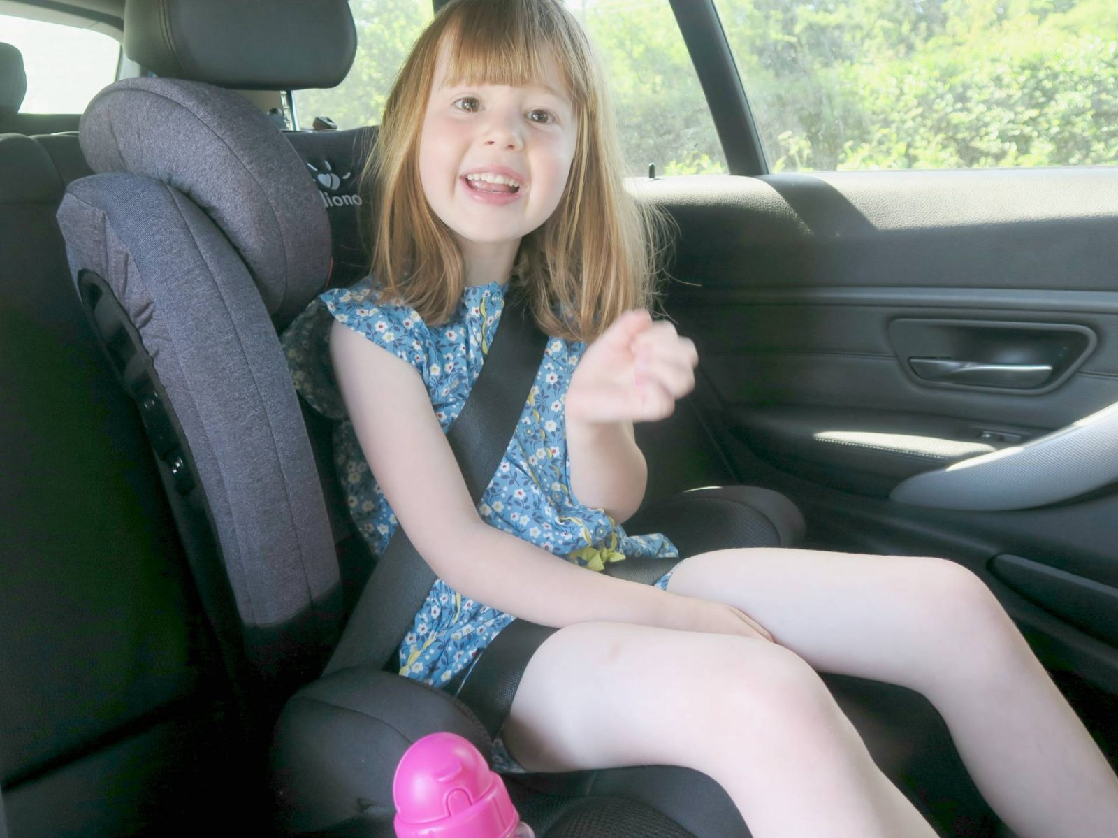 Traveling in Comfort With The Diono mXT Car Seat…