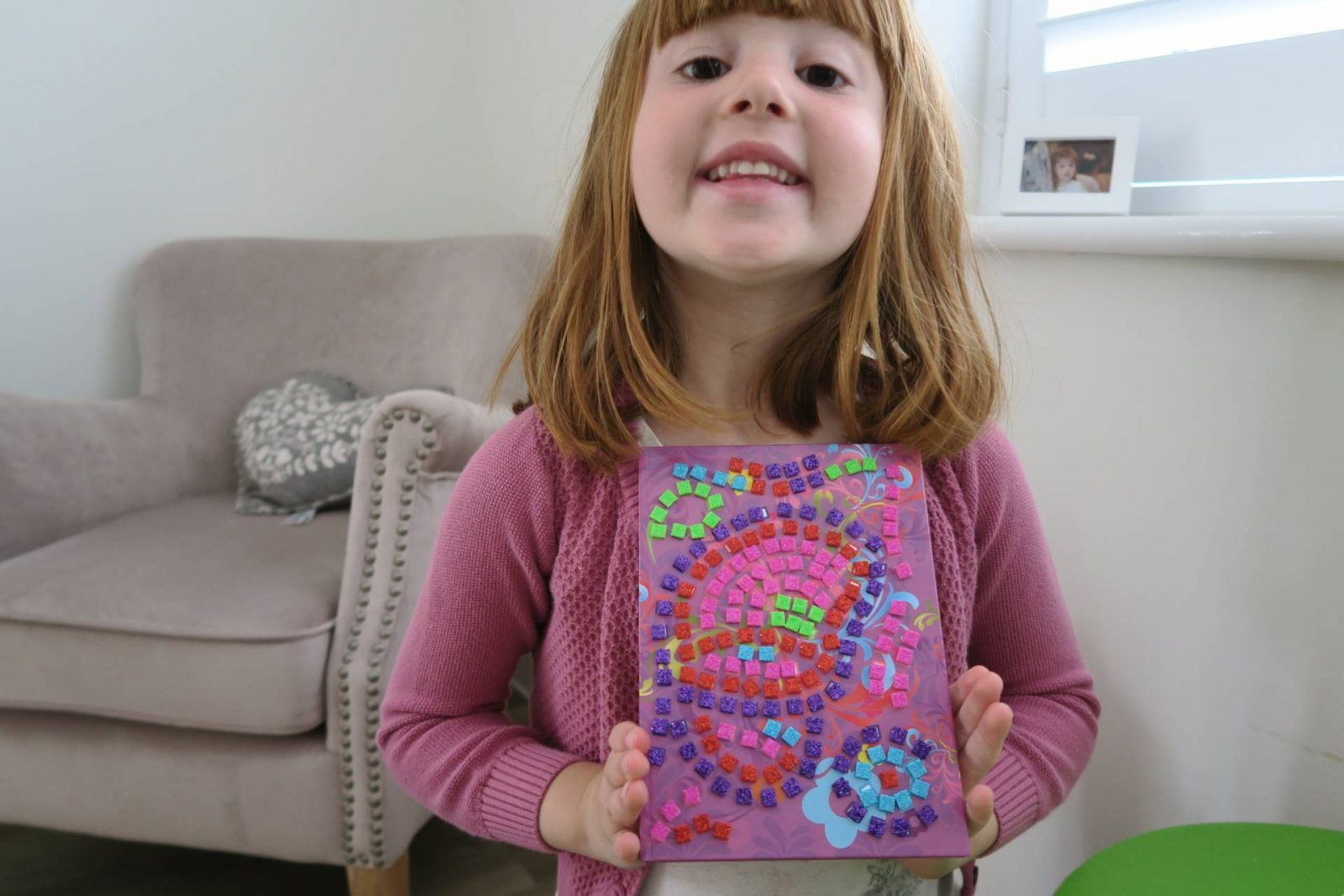 Getting Crafty With Our Mosaic My Pretty Journal…