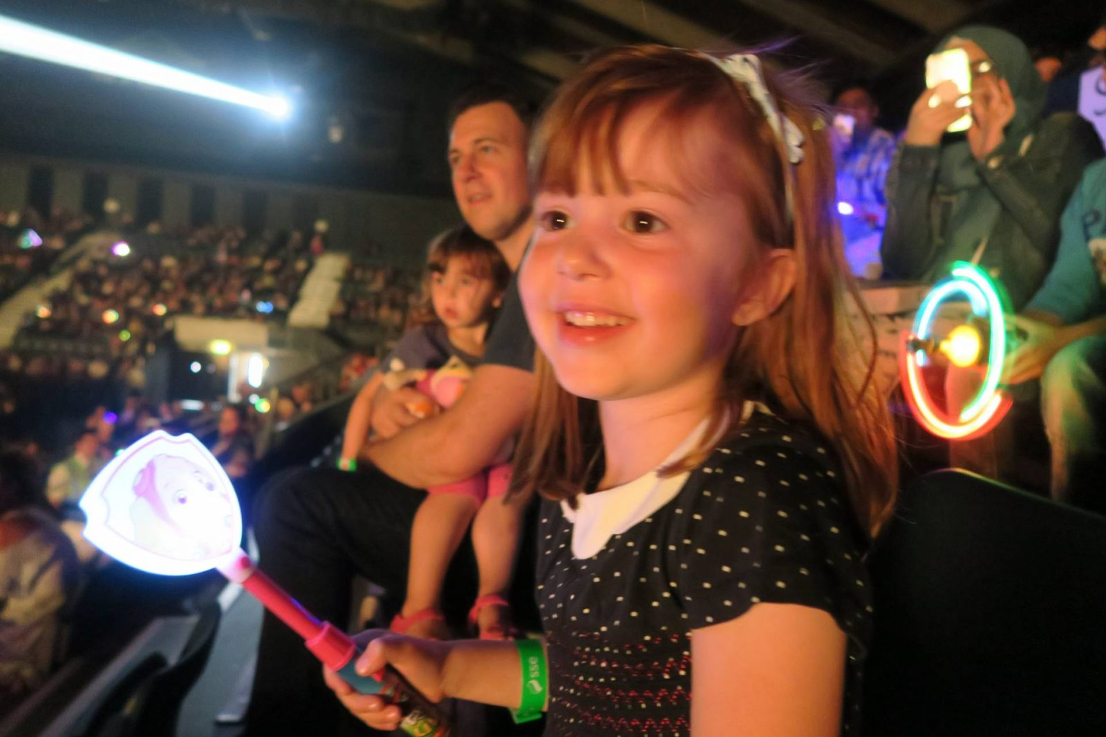 Dreams Came True With Paw Patrol Live    - dear bear and beany