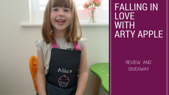 Falling In Love With Arty Apple…